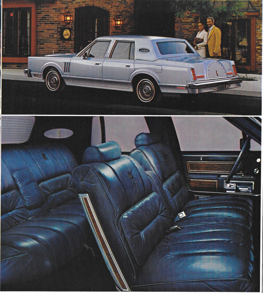 79 Lincoln Mark V Wiring Diagram Archive Of Automotive Vintage Review 1980 Continental And Vi The Rh Curbsideclassic Com