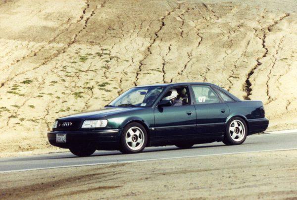 Jim Klein's Audi S4
