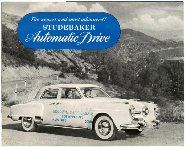 Studebaker Automatic Drive br