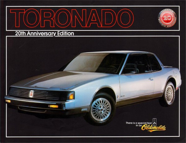 Toronado 20th anniversary