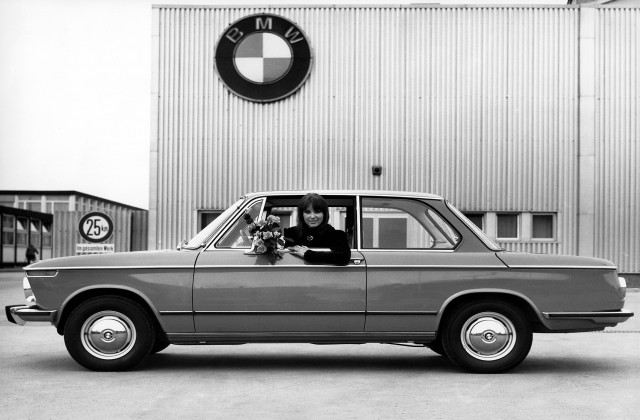 Curbside Classic BMW Tii Fifty Years Of Unbeatable - 1972 bmw 2002 tii