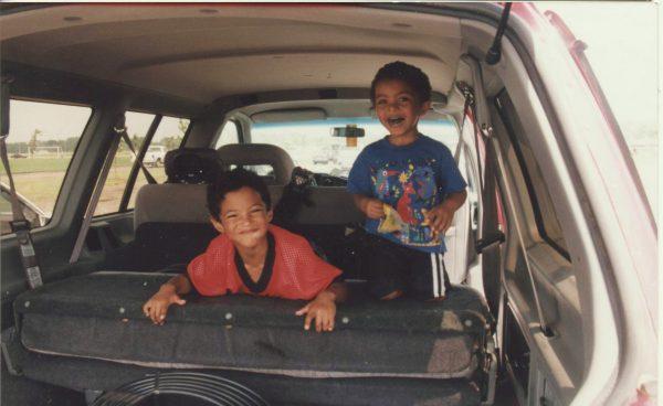 boys in the Aerostar 001