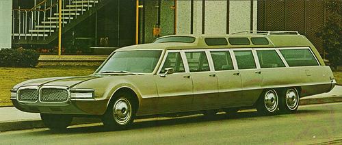 toronado wagon