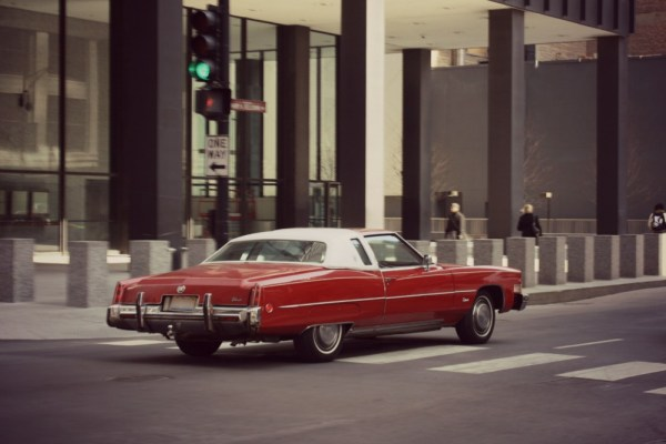 161 - 1973 Cadillac Eldorado CC