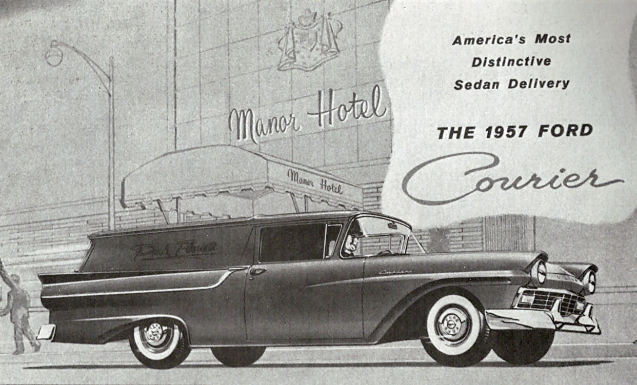 Curbside Classic: 1957 Ford Custom 300 – A Migration To