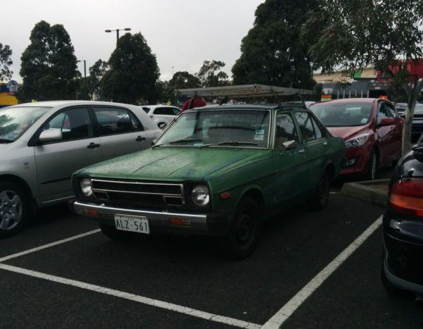 1979 Datsun Sunny