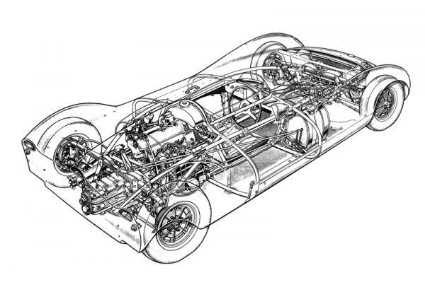 autocar cutawayT39