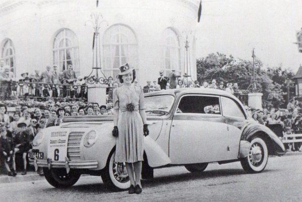 Deauville concours d'élégance, July 14th 1939