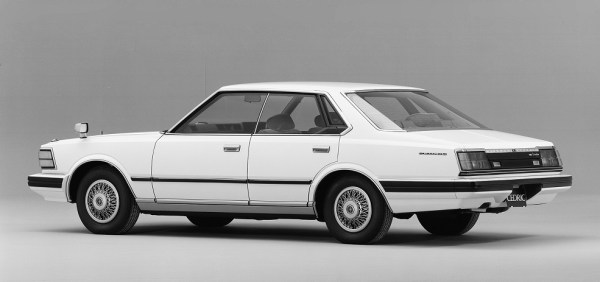 1981 Nissan Cedric 280 E. What happened to you, man? You used to be cool...