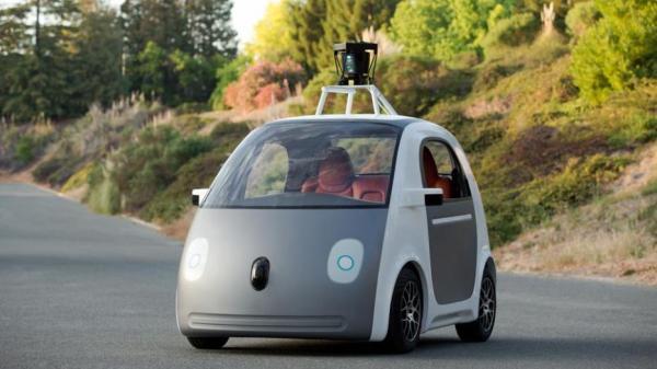 google-pod-car