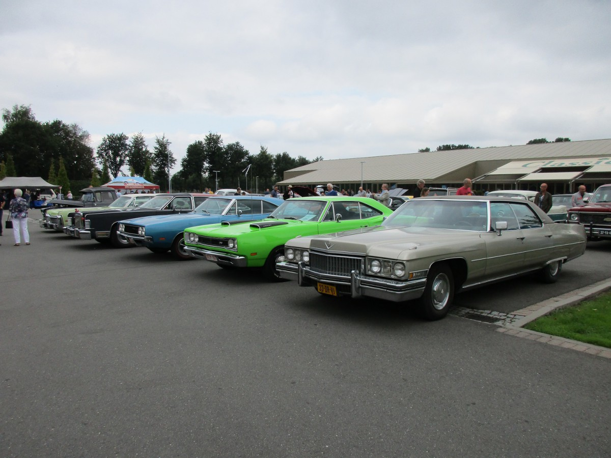 Car Show Classics American Day Part One - Classic pony car shows