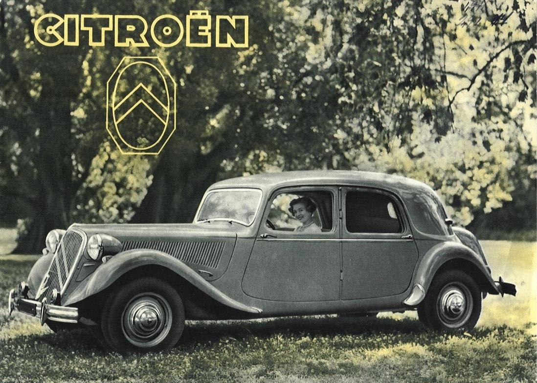 Citroen Traction Avant Wiring Diagram Diagrams Box Engine Automotive History The Citron 15 Six Royalty Genealogy 101 Cx