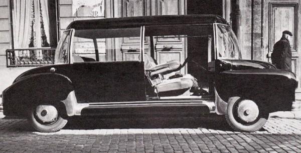 Second prototype, circa 1953.