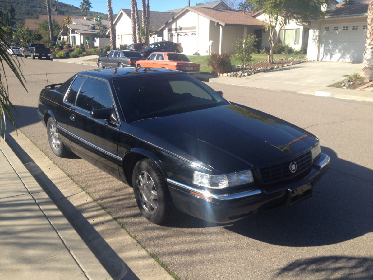COAL: 1998 Cadillac Eldorado Touring Coupe – My First And Only Car To Date