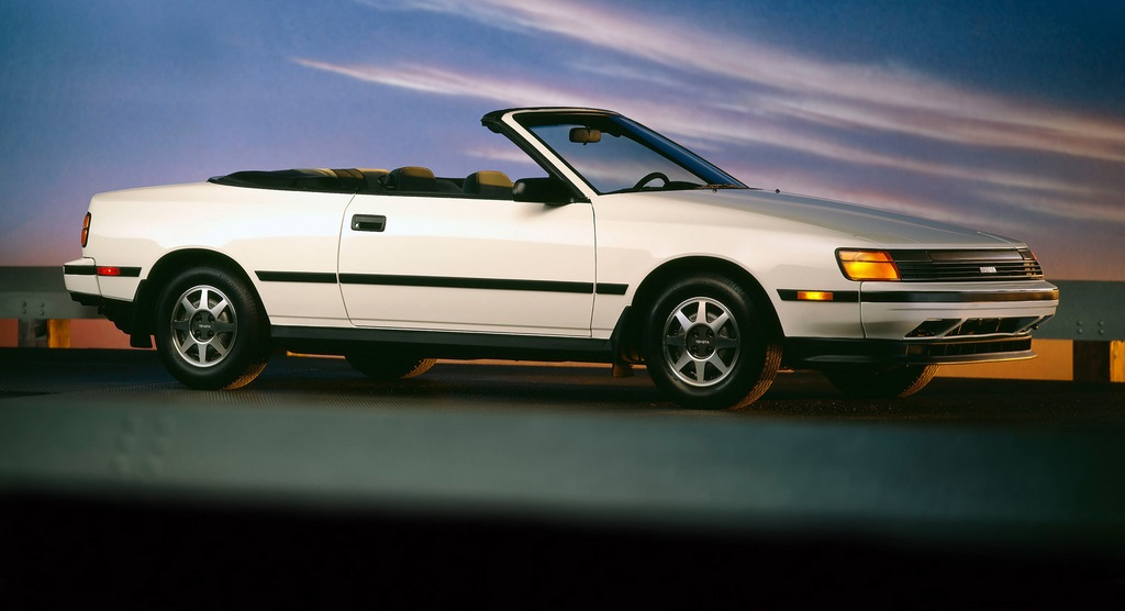 Curbside Classic: 1988 Toyota Celica GT – Oh What A Feeling!