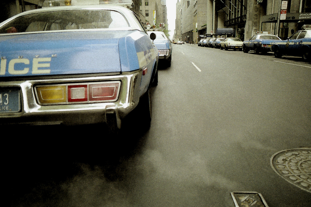 Vintage Snapshots: The Cars Of New York City In The 1970s