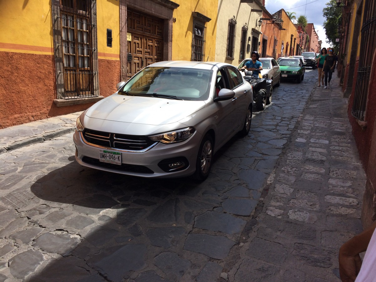 Dodge Neon 2017 >> Mexican Mopars Part 1 2017 Dodge Neon And Vision Hi Again