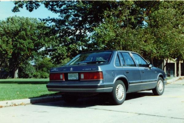 1985 LeBaron GTS