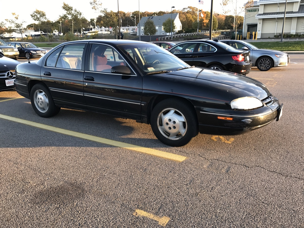 curbside classic 1997 chevrolet lumina gm s deadly sin 28 the re gifter curbside classic curbside classic 1997 chevrolet lumina
