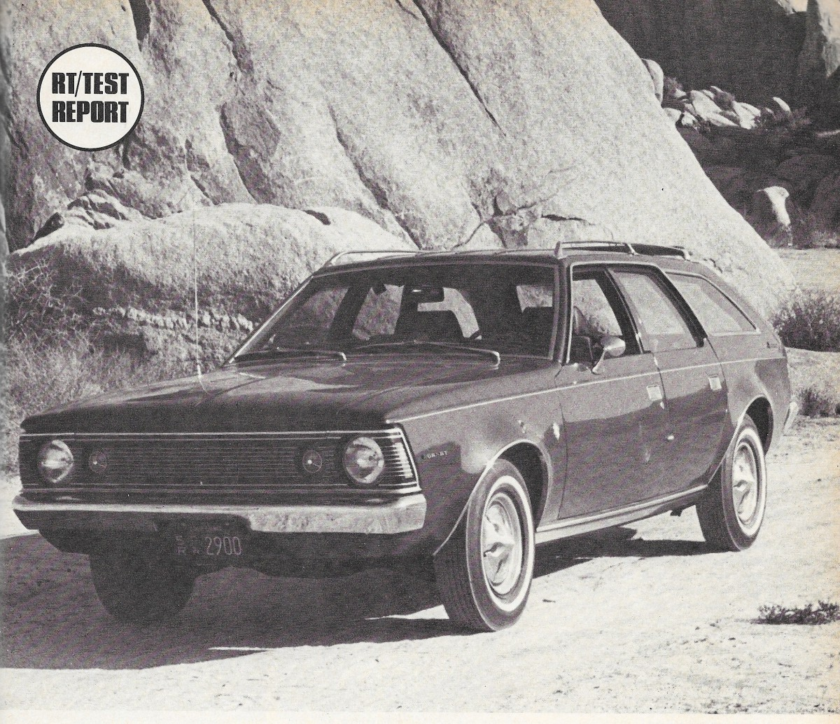 vintage review 1972 amc hornet gucci sportabout road test drives