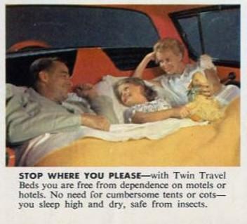 rambler-1957-bed