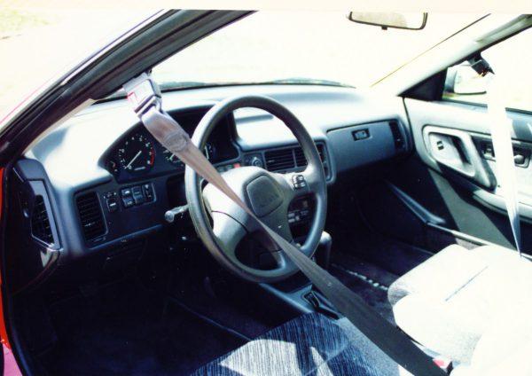 1991 Acura Integra Interior