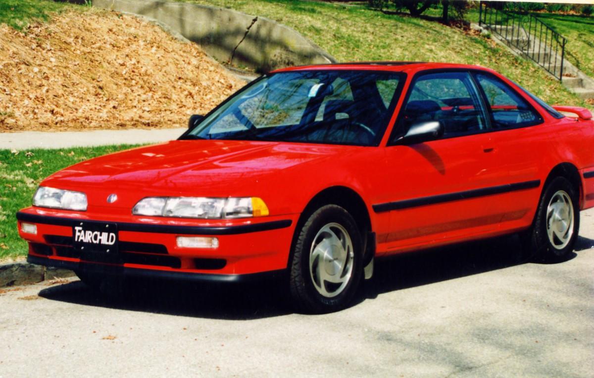 COAL: 1991 Acura Integra GS