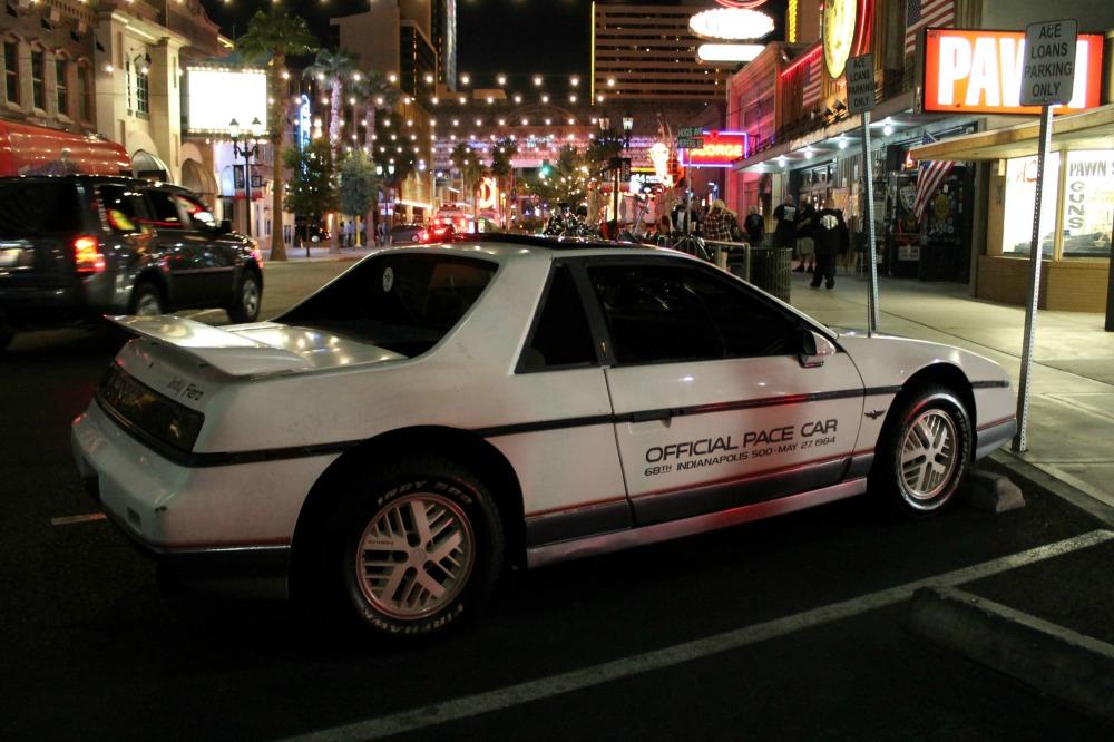 Curbside Classic 1984 Pontiac Indy Fiero Do You Feel Lucky