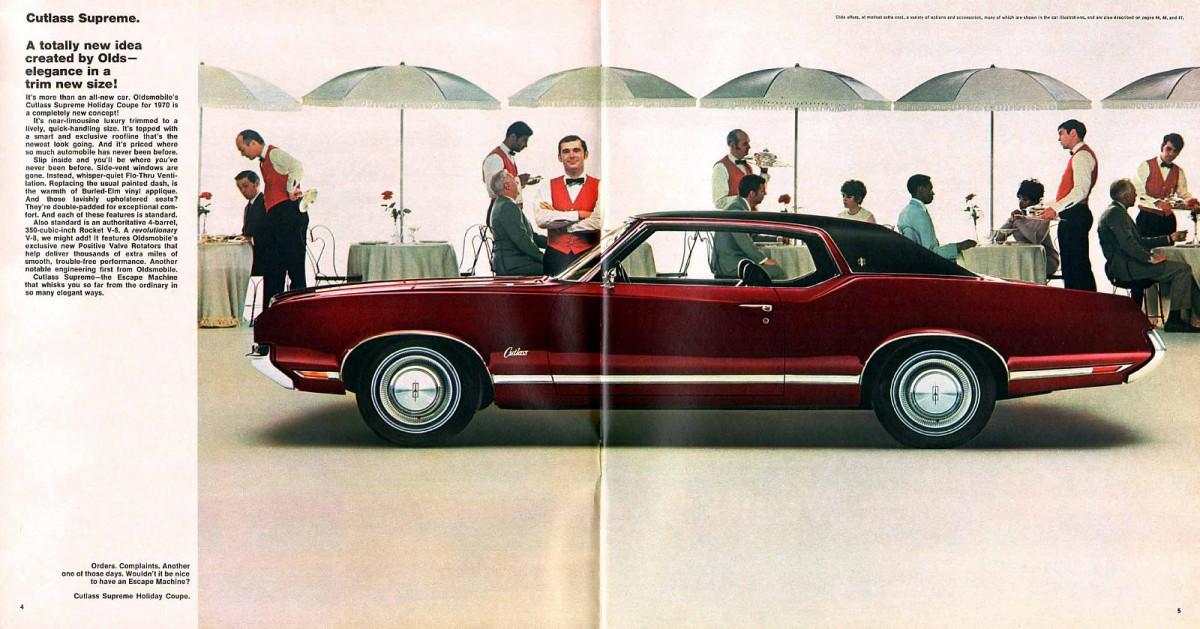 Vintage Review & Commentary: 1972 Pontiac Luxury LeMans