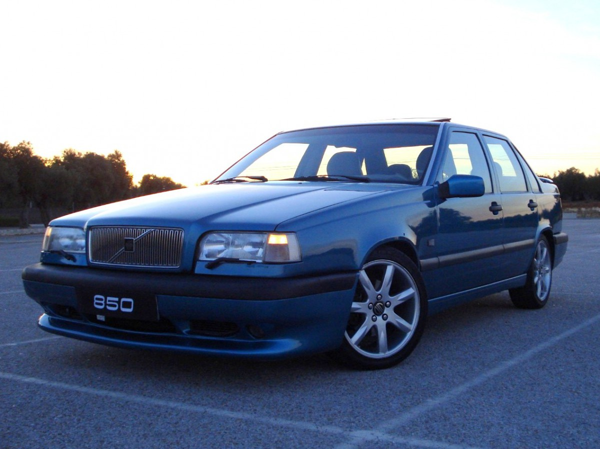 coal 1996 volvo 850 r my old turquoise brick. Black Bedroom Furniture Sets. Home Design Ideas