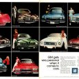 """GM printed two differentmulti-marque magazineadvertisements in 1974, and one of them was this advertisement plugging their wide range of """"personal cars""""— not just personal luxury coupes— for 1974."""