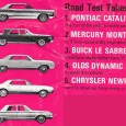 Last week Eric703 served up this fantastic post on the 1967 Chrysler Newport Custom, prompting lively discussion on how the Chrysler stacked up relative to its competitors from GM and […]
