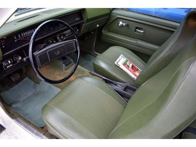 CC For Sale: 1972 Chevrolet Vega – Like New! Only 8433 Miles