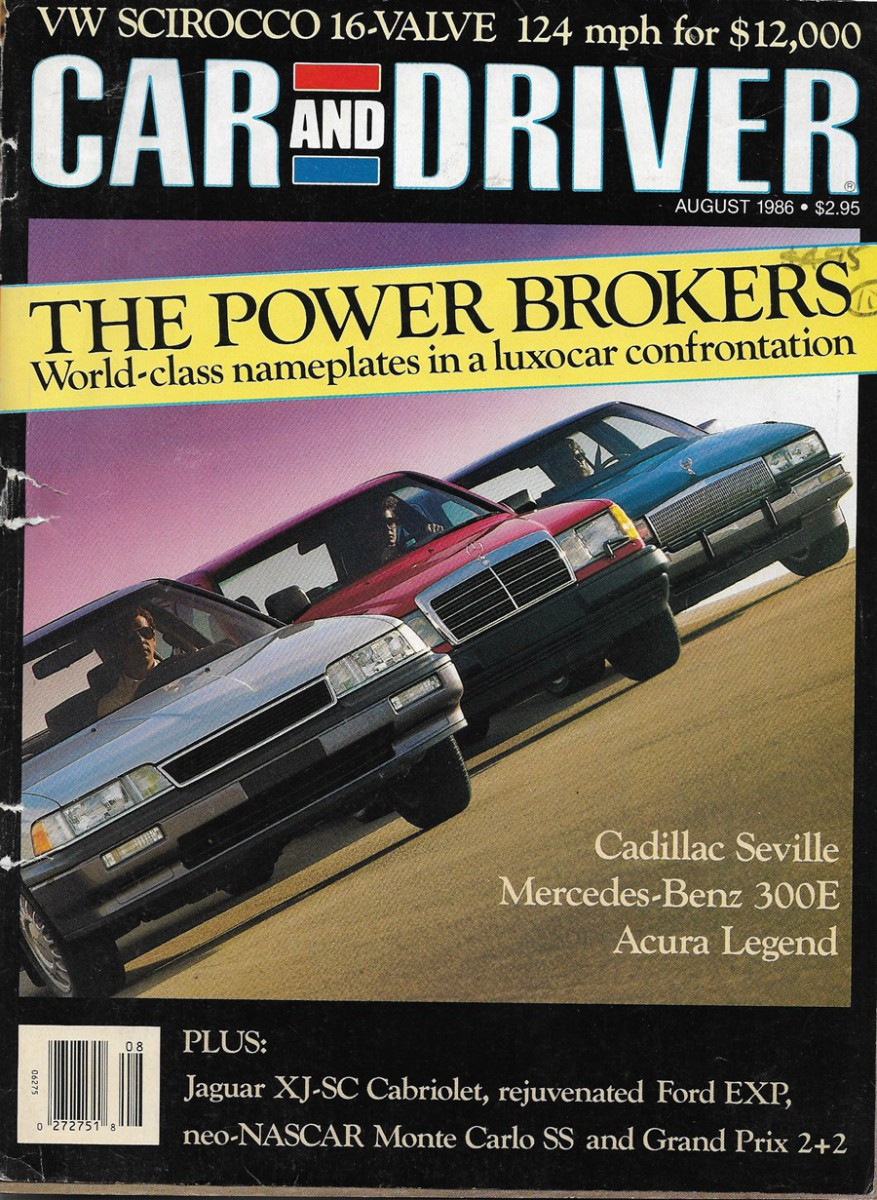 Vintage C&D Review: The Power Brokers (Aug '86) – Tri-National ...