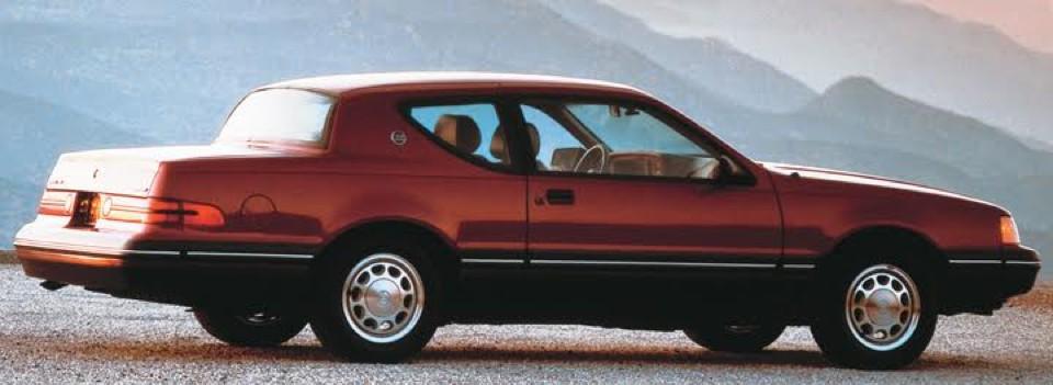 """COAL: 1985 Mercury Cougar – A.K.A. """"Broken Windows"""""""