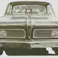 For my next installment of Forgotten Future, I'll look back to everyone's favorite automotive punchline, Edsel. Most of us know the story of the 1960 Ford Falcon and its sibling […]