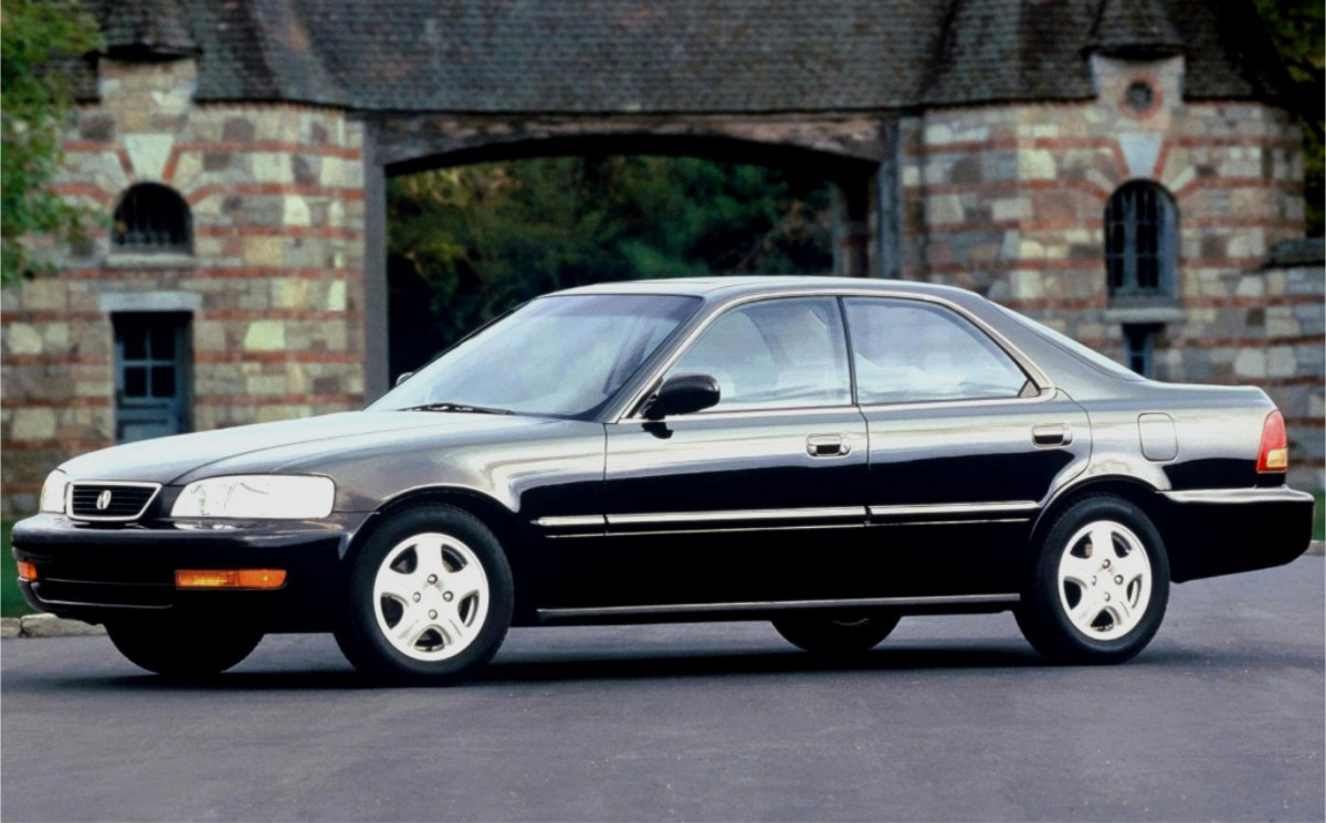 curbside classics 1997 acura 3 2 tl and 2 5 tl not out to greener pastures yet. Black Bedroom Furniture Sets. Home Design Ideas
