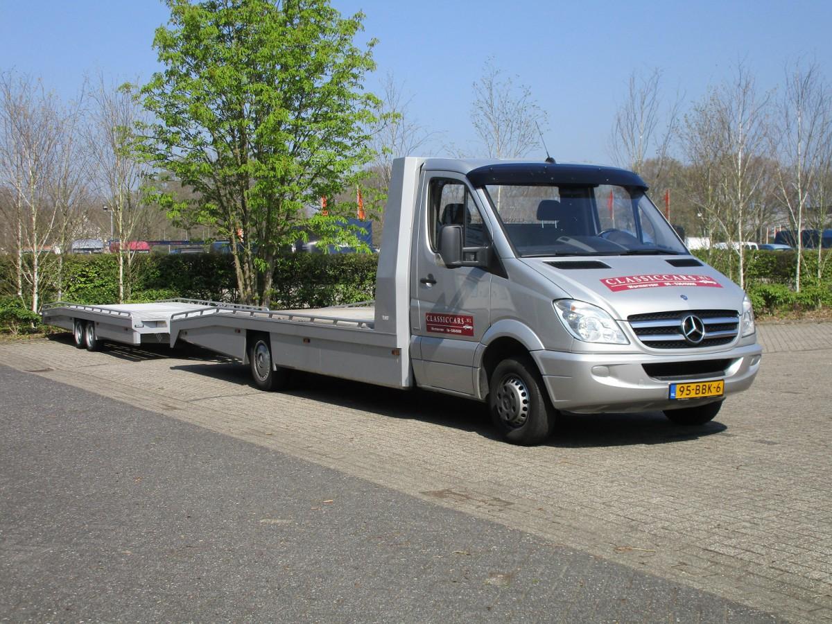 CC Global: 2001 Nissan Patrol And 2013 Mercedes-Benz Sprinter