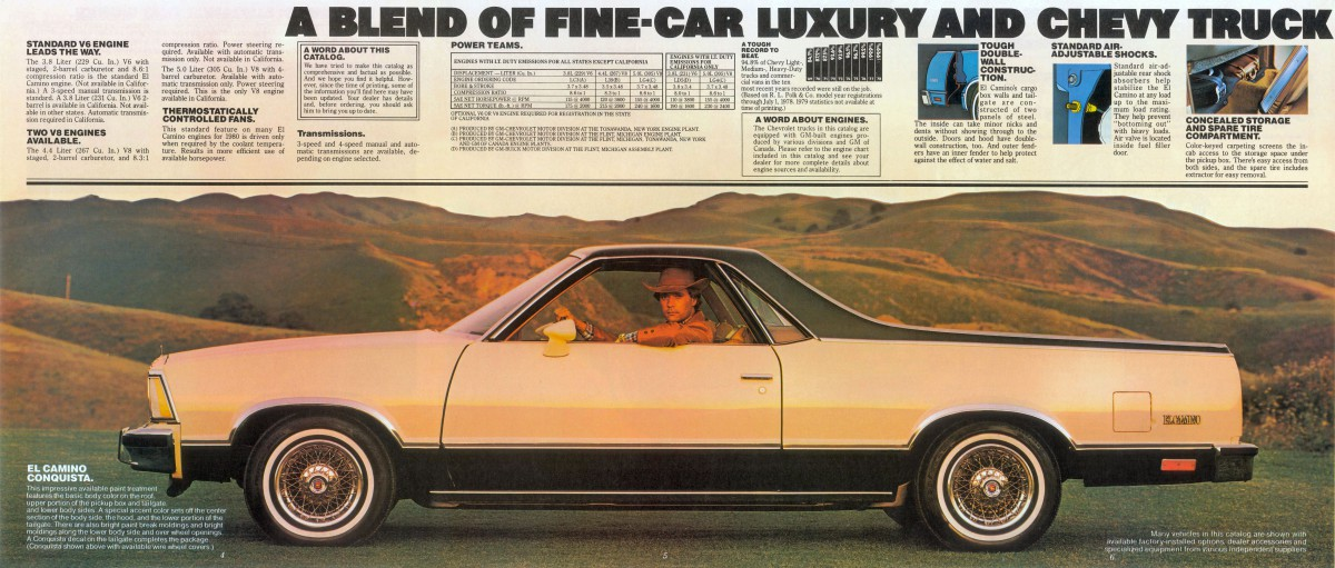 COAL: 1986 Chevrolet El Camino – A Sad Ending