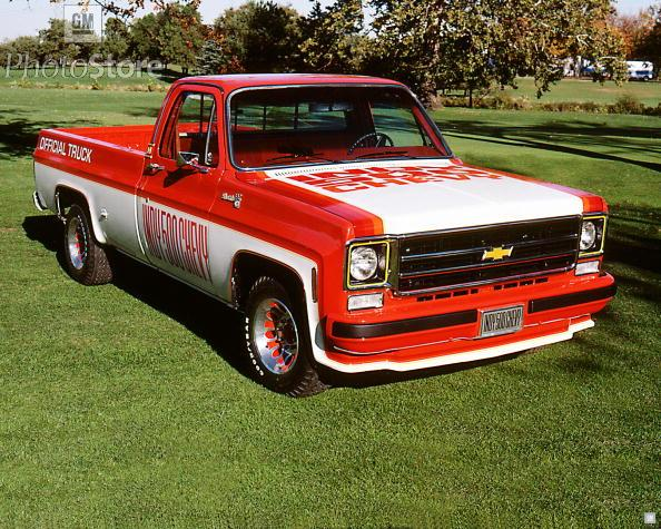 Indianapolis 500 Official Trucks: Special Editions 1974-1984