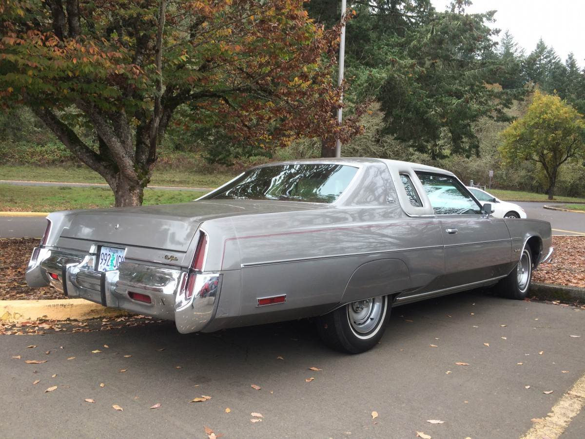 Curbside Classic 1977 Chrysler New Yorker Brougham Coupe