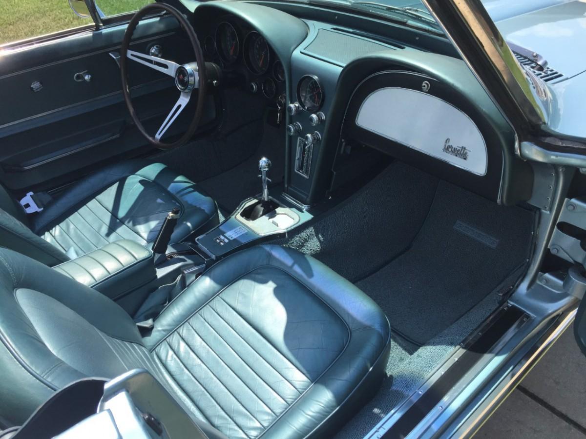 Curbside Classic Driving Impressions: 1967 Corvette L79 327/350
