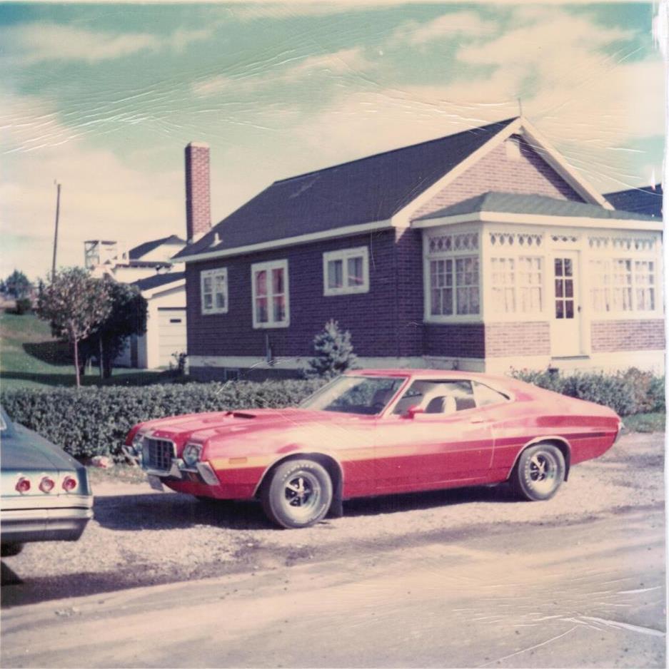 1972 FORD MUSTANG THUNDERBIRD GRAN TORINO MAVERICK OPTIONS DEALER ALBUM SHEET