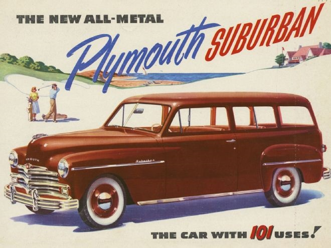 Ccontroversial Question Who Made The First All Steel Station Wagon