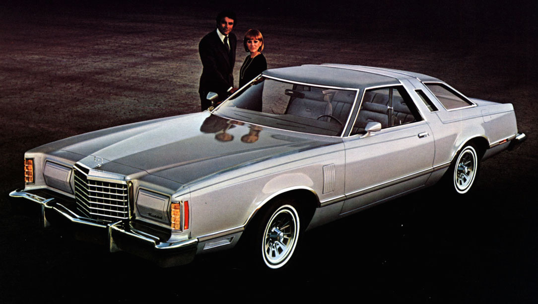 vintage reviews 1977 ford thunderbird a new kind of thunder 1970 Ford Elite sales for the 1977 thunderbird were also 2 times higher than the 1976 elite 146 475 units sold