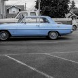 Cohort RalfK (Don Kincl) has posted some finds from a recent walk in his neighborhood in Puyallup, WA. One that caught my eye was this '67 Chevy II 100 two […]
