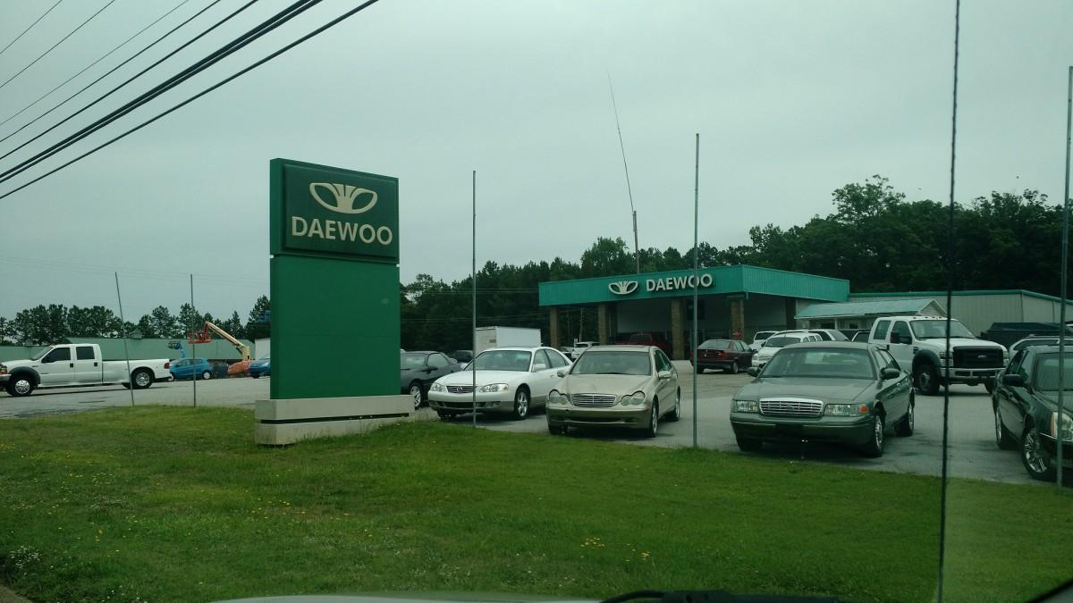 Cohort Outtake: The Last Daewoo Dealer?