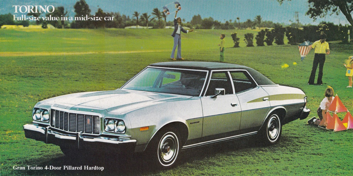 curbside classic: 1975 ford gran torino – symbol of the seventies