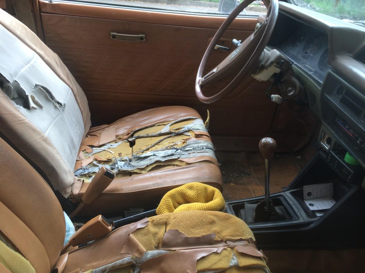 Neighborhood Outtake #1: 1981 Datsun 210 | Curbside Classic