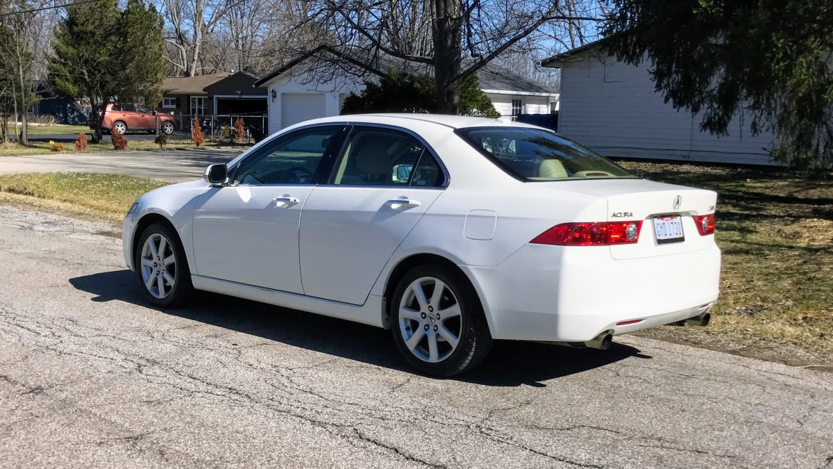 COAL: 2005 Acura TSX – The Low Spark of High Mileage Cars